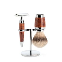Mühle Stylo Thuja Wood Silvertip