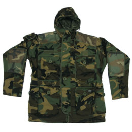Bunda COMMANDO SMOCK WOODLAND