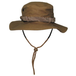 Klobouk US GI rip-stop COYOTE BROWN