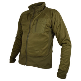 Triko TACTICAL THERMOFLEECE ZELENÉ