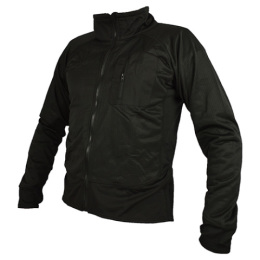Triko TACTICAL THERMOFLEECE ČERNÉ