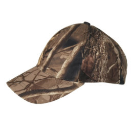 Čepice HUNTER BASEBALL WILDTREE CAMO