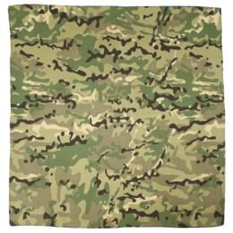 Šátek BANDANA  55x55 cm OPERATION CAMO