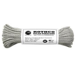 Šňůra PARACORD nylon 550LB 30m 4mm ACU DIGITAL