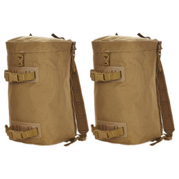 Kapsy Berghaus MMPS velké 2 kusy 30L COYOTE BROWN