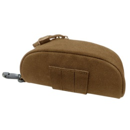 Pouzdro MOLLE na brýle COYOTE BROWN