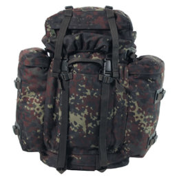 Batoh BW MOUNTAIN 80L FLECKTARN