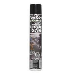 Plyn do airsoftové zbraně GREEN GAS PRO TECH 750 ml
