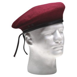Baret US ULTRA FORCE VÍNOVÝ