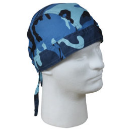 Šátek HEADWRAP SKYBLUE