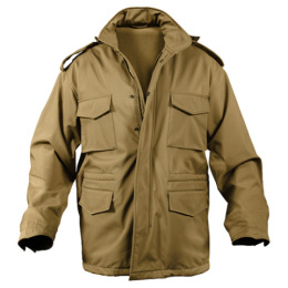Bunda US M65 SOFTSHELL COYOTE