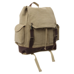 Batoh EXPEDITION VINTAGE KHAKI