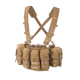 Vesta chest rig GUARDIAN Cordura® COYOTE