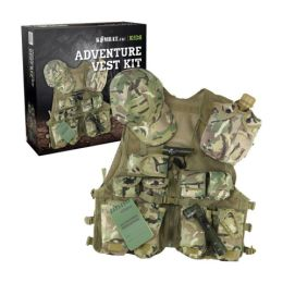 Set JUNIOR dětský ADVENTURE VEST KIT BTP