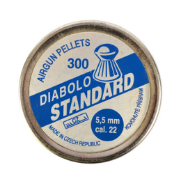 Diabolky STANDARD 4,5mm (200ks)