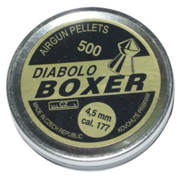 Diabolky BOXER 4,5mm (500ks)