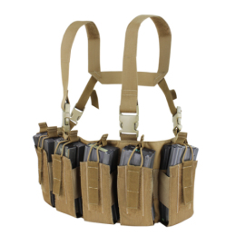 Vesta BARRAGE CHEST RIG COYOTE